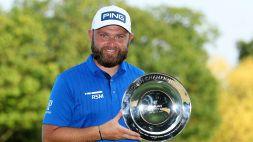 Golf, Andy Sullivan vince dopo 5 anni