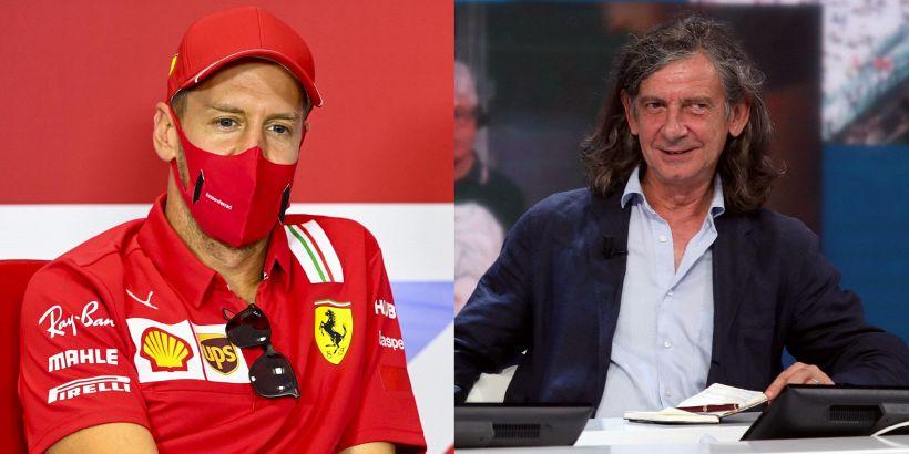 F1, Ferrari: Terruzzi stronca ancora Vettel, bufera sul web