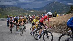 Tour de France, le foto della terza tappa