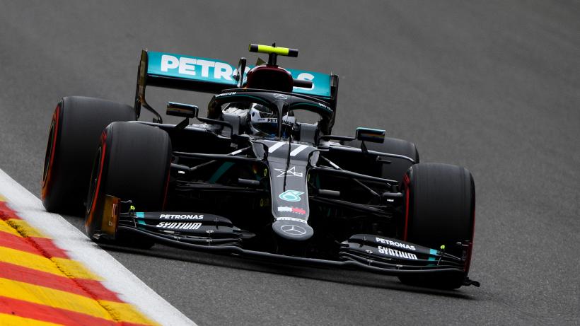 F1, Gp Belgio: Bottas davanti nelle libere, Ferrari in sofferenza