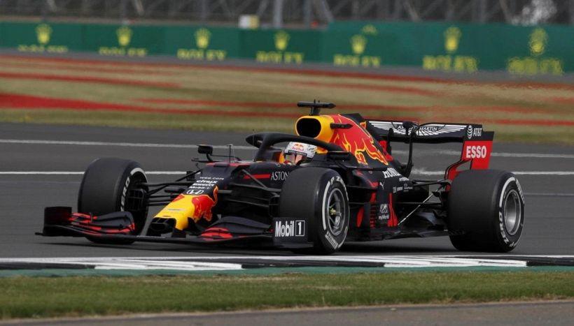 F1, GP 70° anniversario: il racconto della gara
