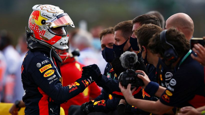 F1: Verstappen, grande rimpianto per il pit stop