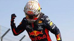 """F1, Verstappen: """"Non pensavo di vincere"""""""