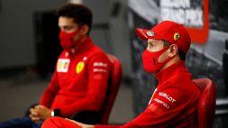 F1, Ferrari già rassegnata: Vettel e Leclerc amari verso Monza