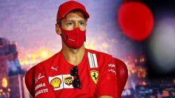 F1, Ferrari: futuro di Vettel in bilico, spunta una nuova ipotesi