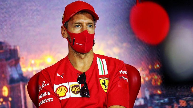 """F1, Vettel: """"Siamo lenti per tante ragioni"""""""