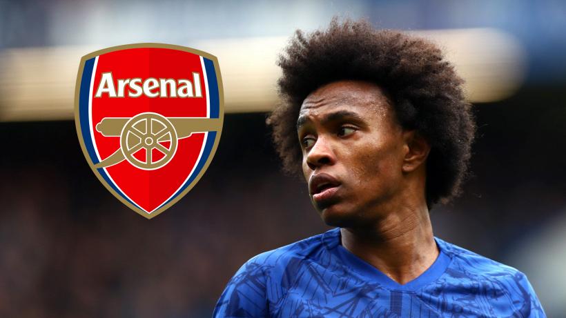 Ufficiale: Willian è un nuovo giocatore dell'Arsenal