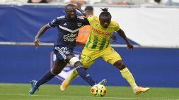 Ligue 1, Bordeaux-Nantes finisce senza gol
