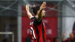 Ibrahimovic, niente '9': l'indizio social svela il nuovo numero