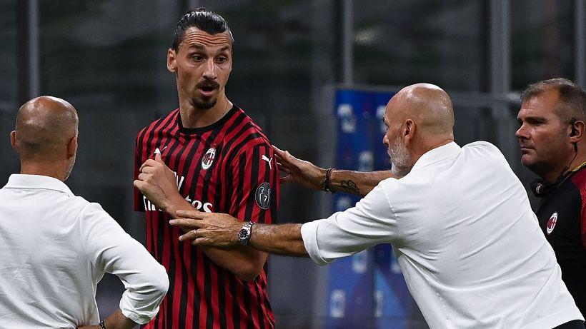 "Pioli: ""Non immagino un Milan senza Ibra e Donnarumma"""