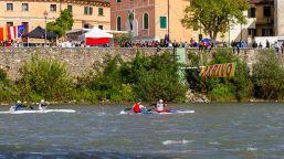Tutto pronto per l'Adigemarathon