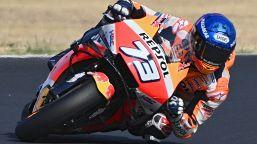 MotoGp: Alex Marquez davanti, la Honda rinasce