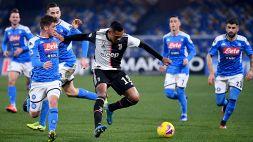 Juventus, Alex Sandro si ferma subito