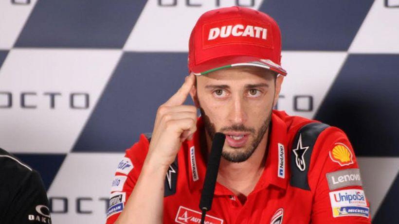 MotoGp, Dovizioso risponde a Rossi