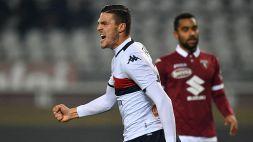 Favilli dal Genoa al Verona, è ufficiale