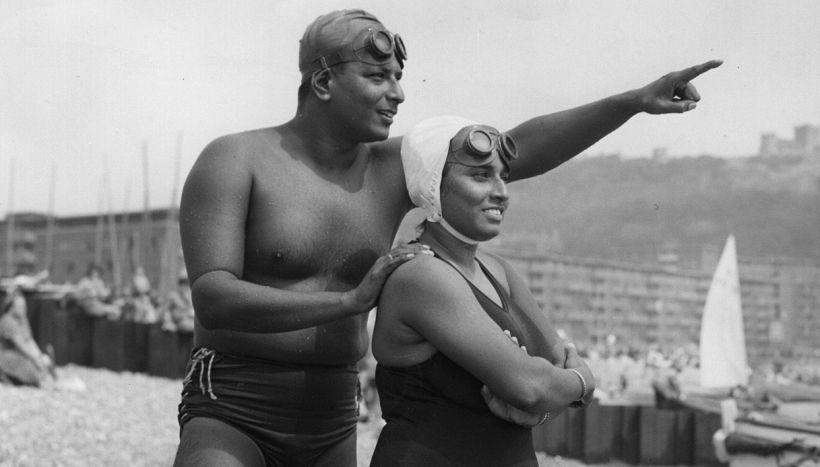 Vita di Arati Saha, la nuotatrice indiana dei record