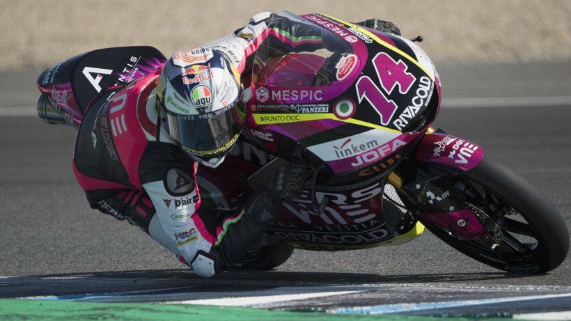 Moto3, Arenas campione del mondo. Mezza impresa di Arbolino
