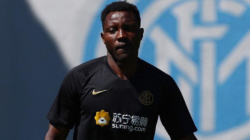 Inter, Asamoah verso la rescissione