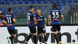 L'Atalanta è un rullo, Lazio umiliata