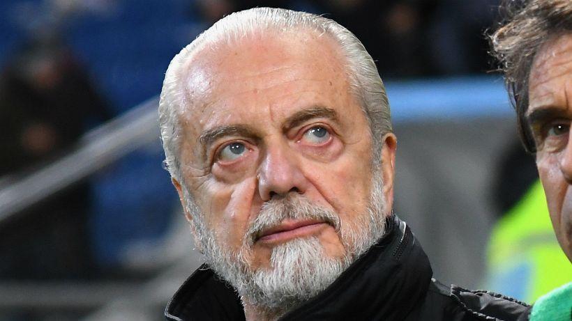 """Napoli, De Laurentiis: """"Bravo Gattuso"""""""