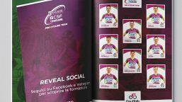 Bardiani-CSF-Faizané: ecco gli otto per il Giro