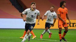 Italia bella e vincente: Barella stende l'Olanda, ansia per Zaniolo