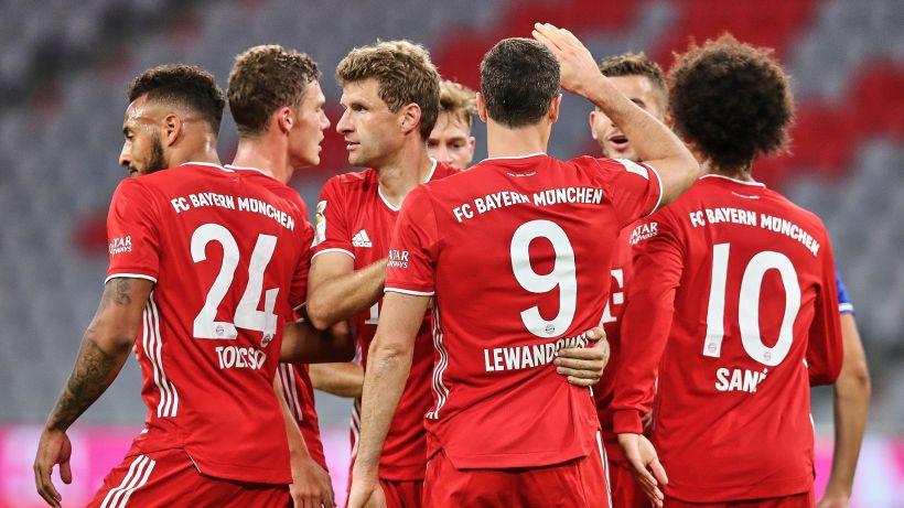 Il Bayern esagera: 8 gol al debutto in Bundesliga