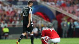Champions League, Benfica già eliminato