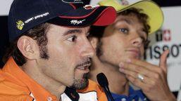 MotoGp, Biaggi: le parole su Valentino Rossi fanno discutere