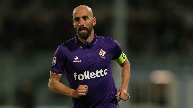 Borja Valero torna alla Fiorentina: adesso è ufficiale