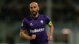 Borja Valero alla Fiorentina: visite, firma e ufficialità