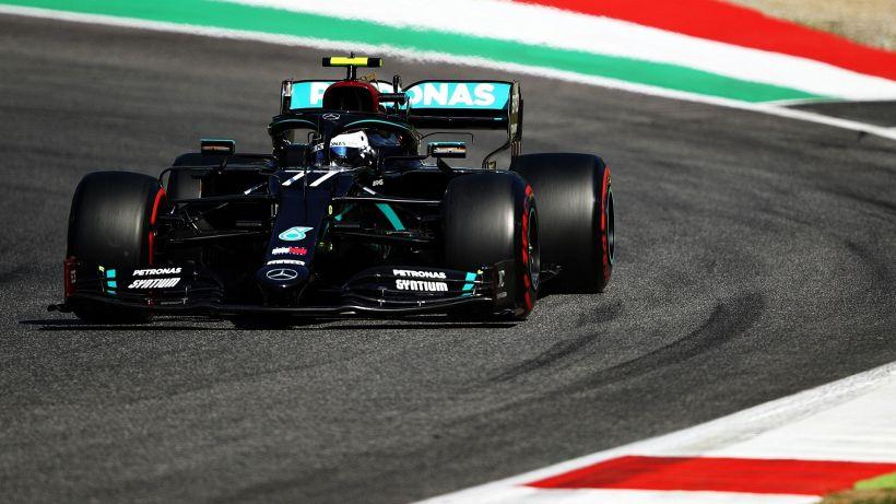 F1, terze libere Mugello: Bottas primo, risale Leclerc