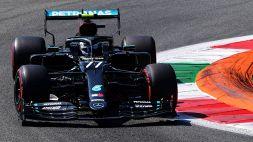 Monza, Bottas al comando dopo le terze libere