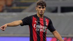 """Milan, occhiolino di Brahim Diaz: """"Qui sto bene"""""""