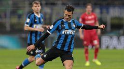 Candreva alla Sampdoria, c'è l'accordo con l'Inter