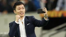 Inter: Capuano, appello a Zhang in cinese ma il web lo attacca