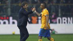 Mercato Inter: Conte riabbraccia Vidal e ne saluta tanti