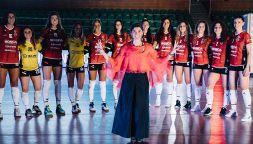 Volley, Bosca S.Bernardo Cuneo: l'emozionante ricordo di Camilla
