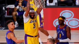 NBA, i Lakers dominano Denver in gara 1