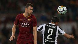Serie A: Roma-Juventus, probabili formazioni