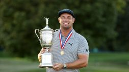 Golf: DeChambeau vince gli US Open