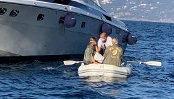 De Laurentiis positivo al coronavirus, il trasferimento in barca