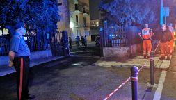 Daniele De Santis, il luogo del delitto a Lecce