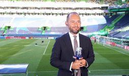 Tifosi Inter scatenati contro Gianluca Di Marzio