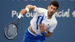 Djokovic a Roma torna sul 'fattaccio' di New York