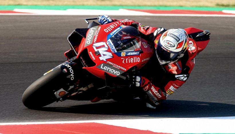 MotoGP, GP Misano 2: il racconto della gara