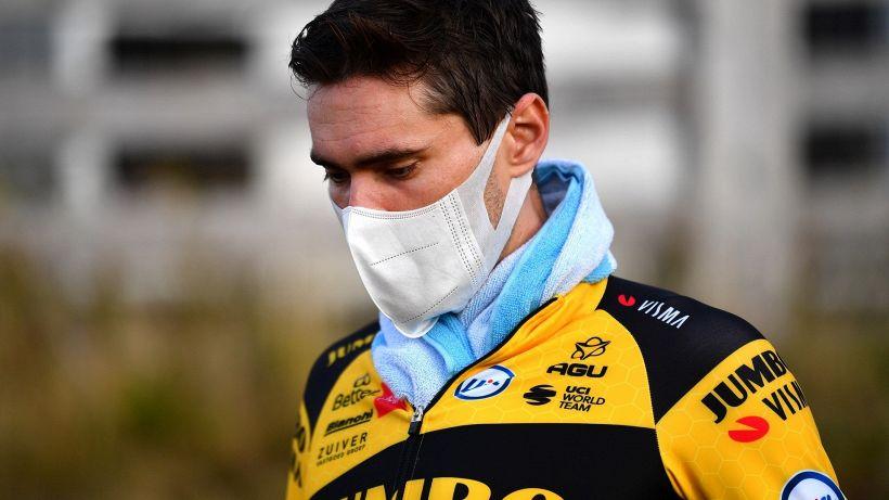 Tom Dumoulin via dalla Vuelta