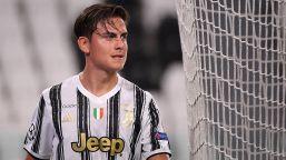 Mercato Juventus: novità non positive sul futuro di Dybala