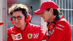 F1, crisi Ferrari: l'appello di Binotto non convince i tifosi