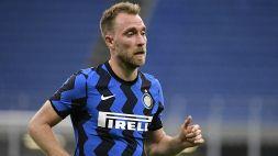 Inter, Eriksen resta un problema: tutte le prospettive del danese